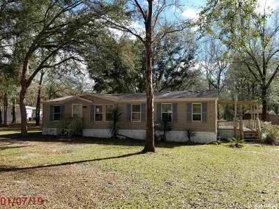 Gainesville Single Family Home For Sale: 3103 NE 142nd Lane
