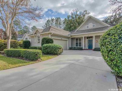 Gainesville Single Family Home For Sale: 9271 SW 29 Avenue