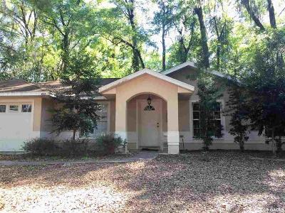 Gainesville Single Family Home For Sale: 855 NW 20th Street