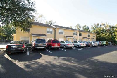 Gainesville Condo/Townhouse For Sale: 2636 SW 35th Place #14