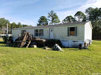Hawthorne Single Family Home For Sale: 2611 SE County Road 219