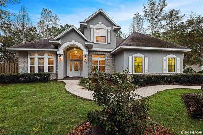 Gainesville Single Family Home For Sale: 1025 SW 105TH Terrace