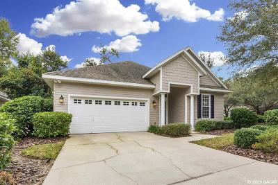Gainesville Single Family Home Pending: 8989 SW 64th Lane