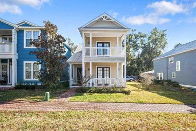Gainesville Single Family Home For Sale: 1037 NW 50th Terrace
