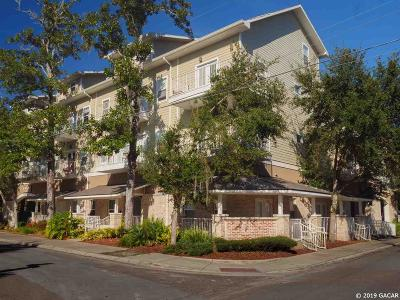 Gainesville Condo/Townhouse For Sale: 1500 NW 4th Avenue #311
