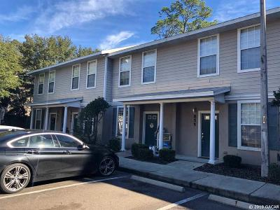 Gainesville Condo/Townhouse Pending: 857 NW 21 Avenue