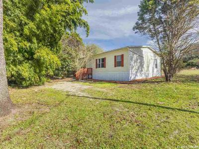 Gainesville Single Family Home For Sale: 9035 SW 104th Terrace