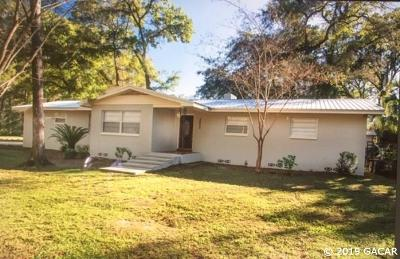 Gainesville Single Family Home Pending: 3635 NW 23RD Avenue