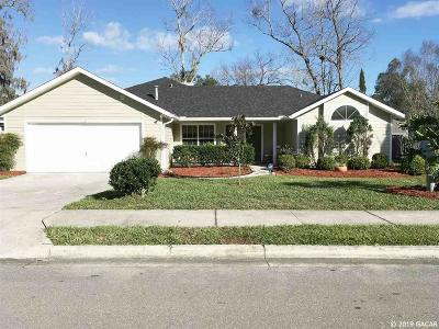 Gainesville Single Family Home Pending: 7636 SW 51st Boulevard