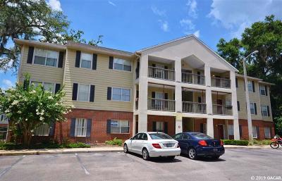 Gainesville Condo/Townhouse For Sale: 2360 SW Archer Road #103