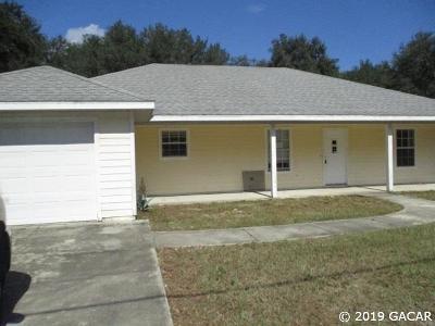 Hawthorne Single Family Home For Sale: 305 Ashley Street