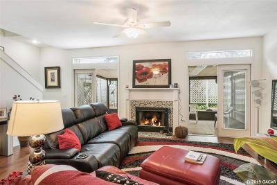 Gainesville Condo/Townhouse Pending: 908 NW 42nd Terrace
