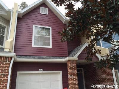 Gainesville Condo/Townhouse For Sale: 5019 NW 1st Place