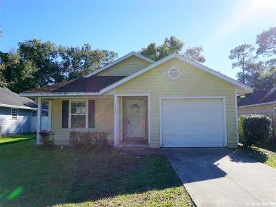 Gainesville Single Family Home For Sale: 1109 NW 45th Avenue