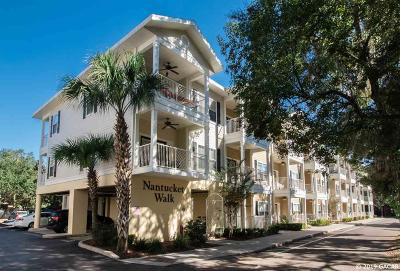 Gainesville Condo/Townhouse For Sale: 1460 NW 3rd Place #311