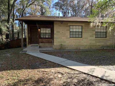 Gainesville Condo/Townhouse Pending: 4613 SW 67 Terrace