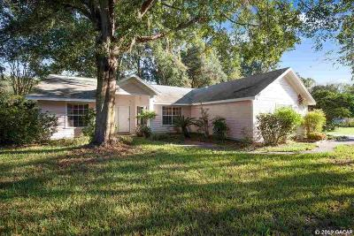 Gainesville Single Family Home Pending: 4026 NW 60 Avenue