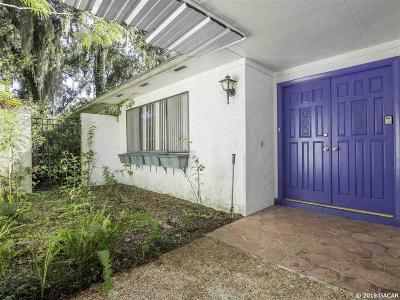 Gainesville Single Family Home For Sale: 3809 NW 40th Street