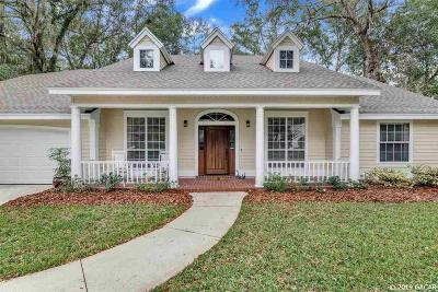 Gainesville Single Family Home For Sale: 5124 SW 106 Way