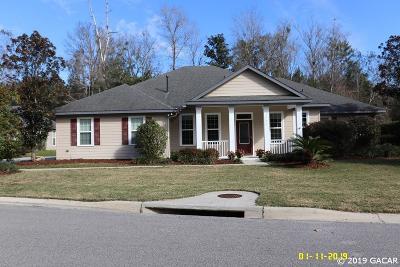 Alachua Single Family Home For Sale: 7786 WHITE OAKS Road