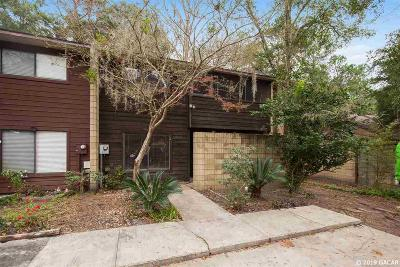 Gainesville Condo/Townhouse For Sale: 4333 SW 67th Terrace
