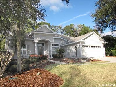 Gainesville Single Family Home For Sale: 8422 SW 10th Avenue