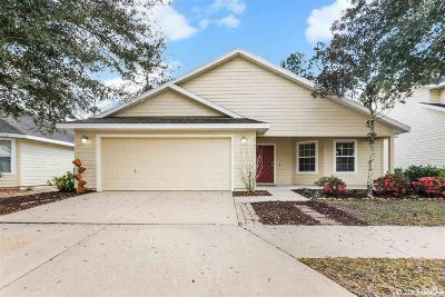 Gainesville Single Family Home For Sale: 2131 NW 52nd Place
