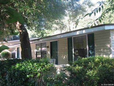 Gainesville FL Condo/Townhouse For Sale: $60,000