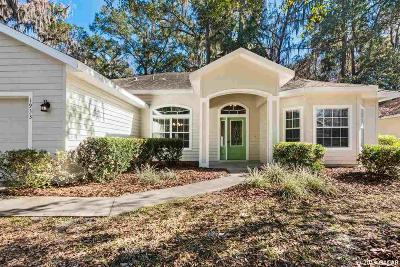 Gainesville FL Single Family Home For Sale: $275,000