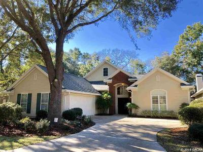 Gainesville Single Family Home For Sale: 3710 SW 97TH Way