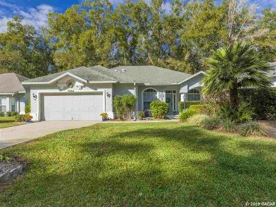 Dunnellon Single Family Home For Sale: 9204 SW 192nd Court Road
