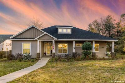 Alachua Single Family Home For Sale: 14857 NW 149TH Road