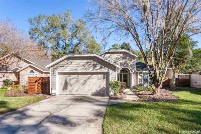Newberry Single Family Home For Sale: 903 NW 122nd Terrace