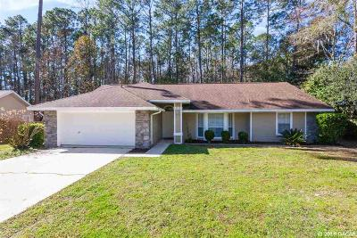 Gainesville Single Family Home For Sale: 6652 NW 35th Drive