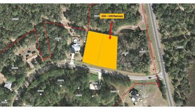 Melrose Residential Lots & Land For Sale: 104-106 Ramsey Drive