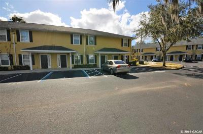 Gainesville FL Condo/Townhouse For Sale: $147,900