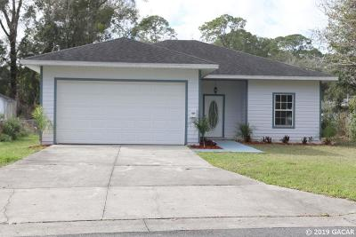 Gainesville Single Family Home For Sale: 632 NE 19TH Street