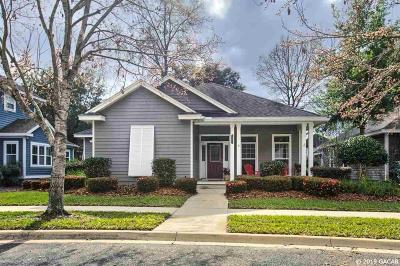 Newberry Single Family Home For Sale: 13261 SW 5th Avenue
