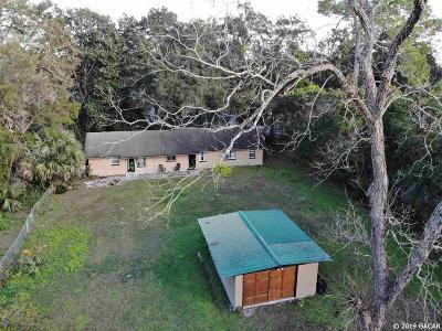 Gainesville Single Family Home For Sale: 411 NE 10th Street