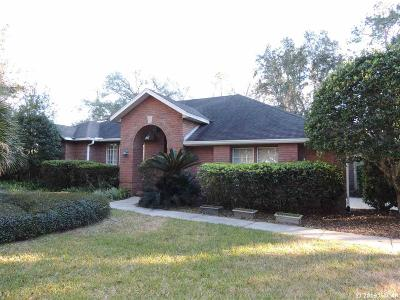 Gainesville Single Family Home For Sale: 4307 NW 58th Avenue