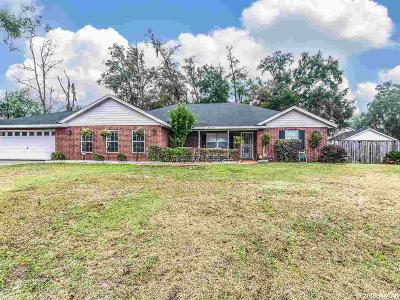 Newberry Single Family Home For Sale: 25788 SW 22nd Place
