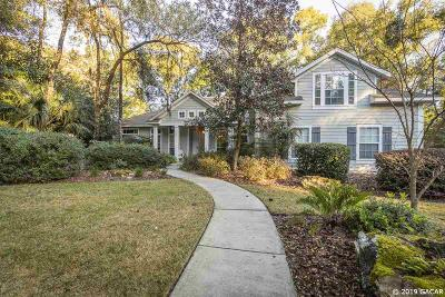 Gainesville Single Family Home For Sale: 8102 SW 16th Place