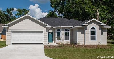 Newberry Single Family Home For Sale: 419 NW 259th Terrace