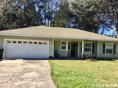 High Springs Single Family Home For Sale: 17690 NW 235th Way