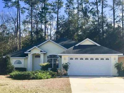 Alachua Single Family Home For Sale: 11781 NW 60TH Drive