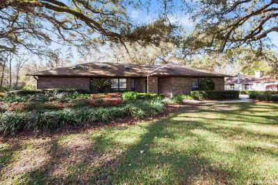 Alachua Single Family Home For Sale: 11214 NW Creek Drive