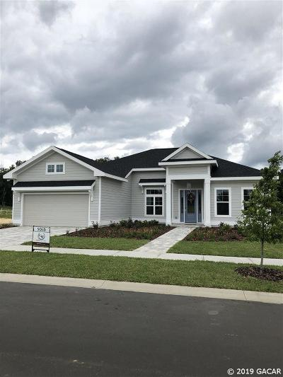 Newberry Single Family Home Pending: 12344 SW 5 Ave SW 5th Avenue