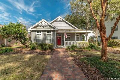 Newberry Single Family Home For Sale: 13208 SW 2nd Avenue