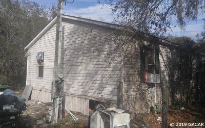 Bronson Single Family Home Pending: 12431 NE 80 Street
