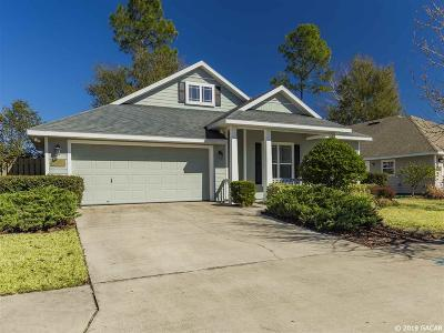 Gainesville Single Family Home For Sale: 8680 SW 80th Place